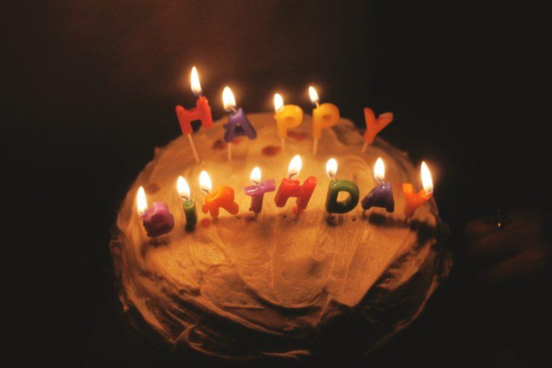 wpis urodzinowy