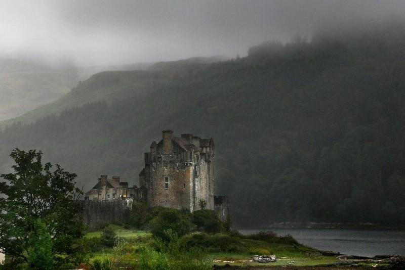 tajemniczy zamek