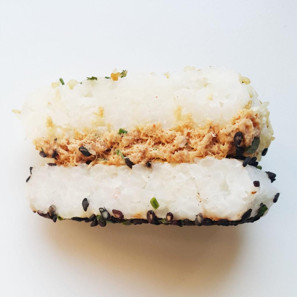 onigiri z żabki