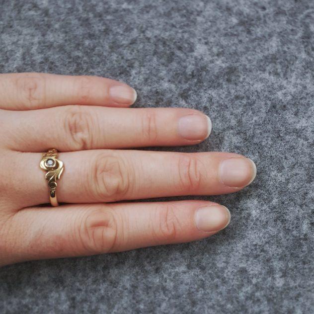 kształt paznokci